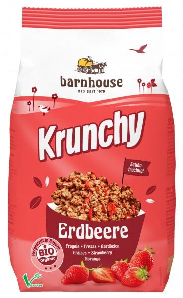 Bio Krunchy Erdbeere