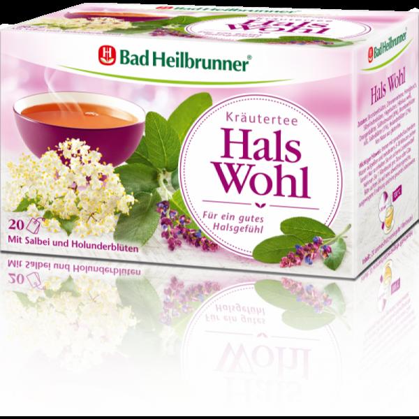 Hals Wohl