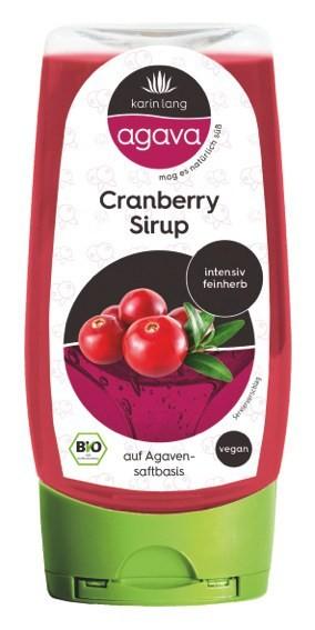 Cranberrysirup , 350g