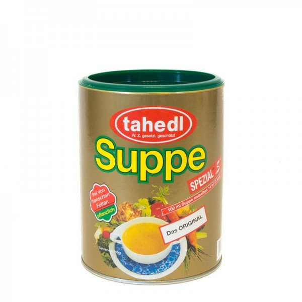 Delikatess Suppe