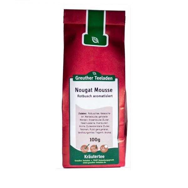 Nougat Mousse