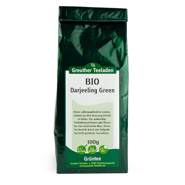 BIO Darjeeling Green