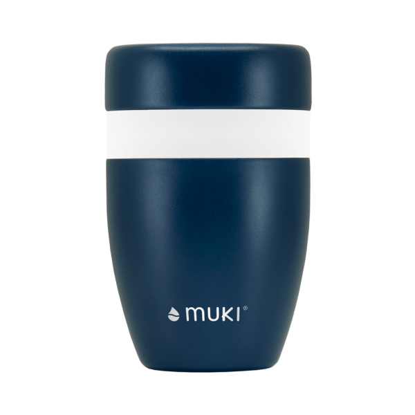 muki Snackpot 550 ml, Farbe: mdnght
