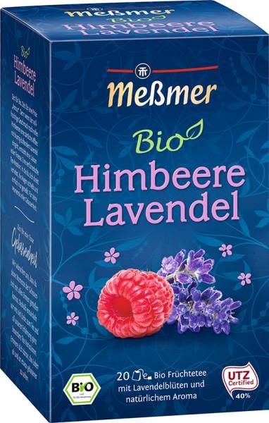 BIO Früchtetee Himbeere-Lavendel 20 Btl.