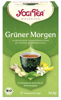 Yogi Tea® Grüner Morgen