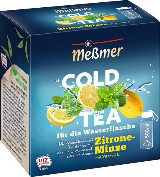 Cold Tea Zitrone-Minze