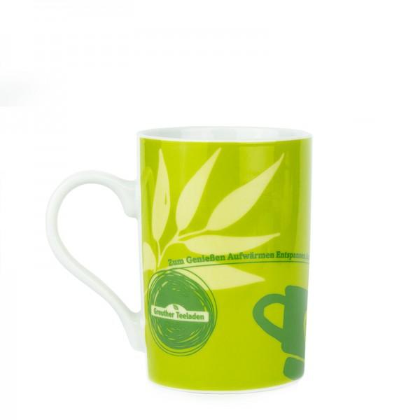 "Becher ""Greuther Teeladen"" + 50g Energy Refresh"
