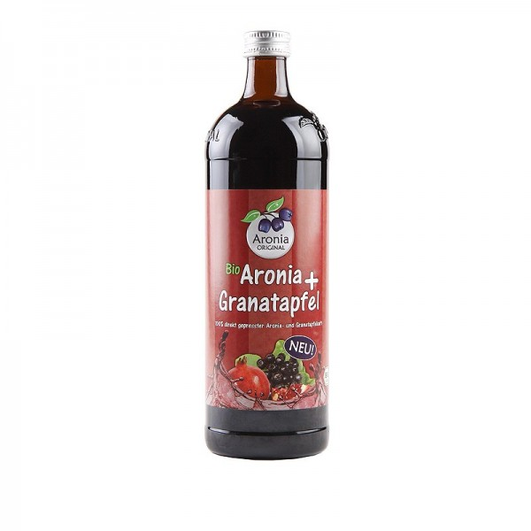 Aronia + Granatapfel 100% Direktsaft