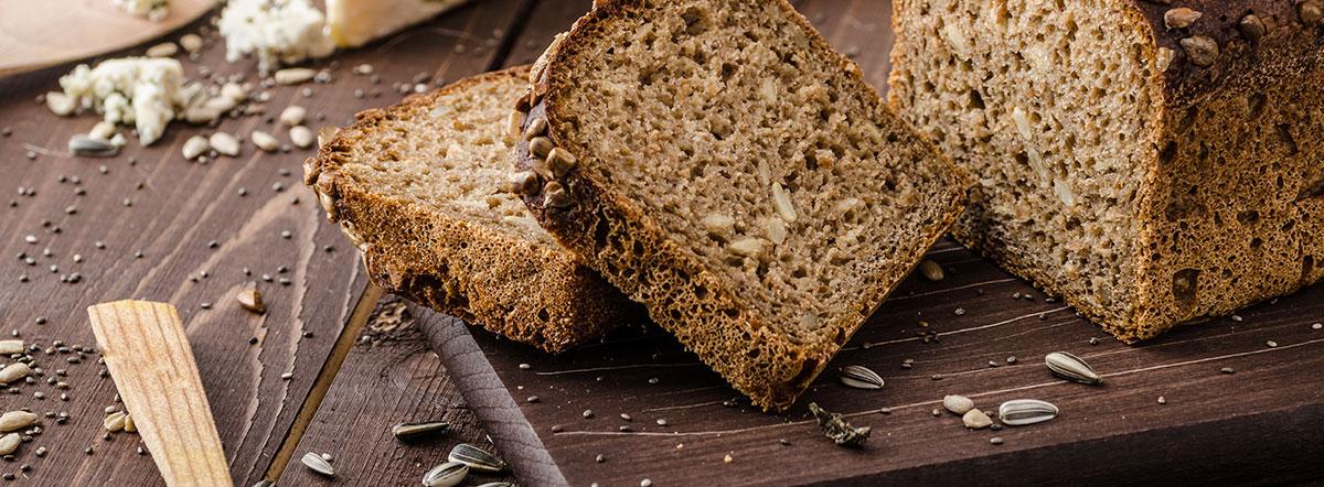 Brot backen und Zubehör