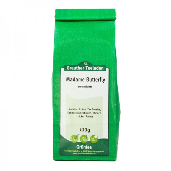 Madame Butterfly-Sencha