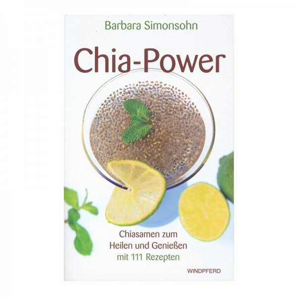 Chia Power Buch