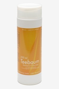Teebaum-Shampoo/Duschgel