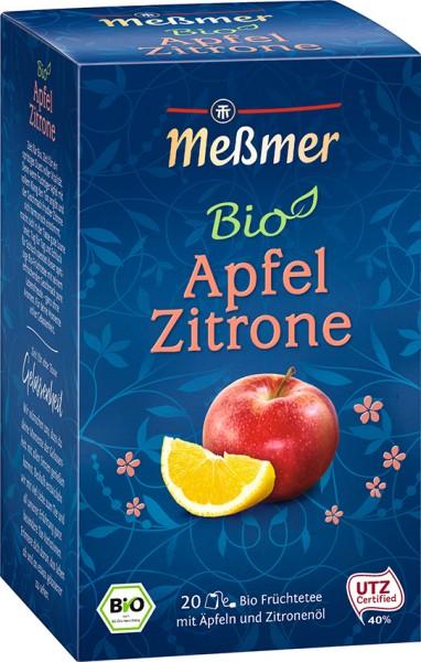 BIO Früchtetee Apfel Zitrone 20 Btl.