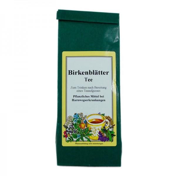 Birkenblätter-Tee