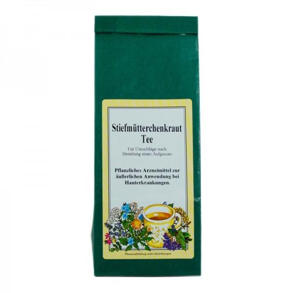 Stiefmütterchenkraut Tee