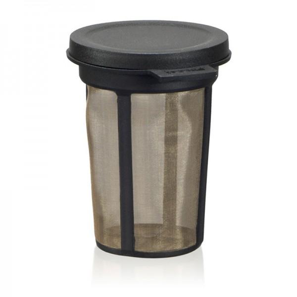 Teedauerfilter Gold Größe L