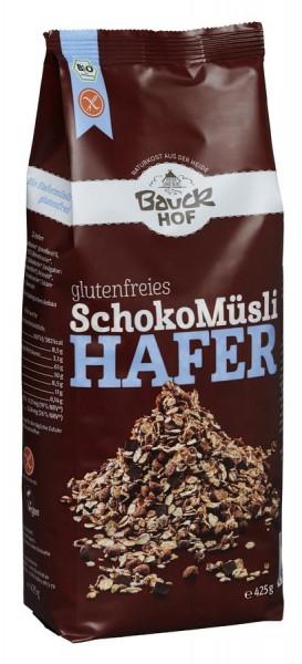 Bio Hafer Müsli Schoko glutenfrei 425g