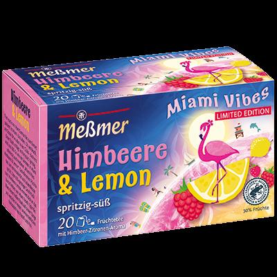 Himbeere & Lemon