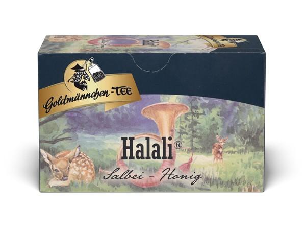 Halali Salbei-Honig