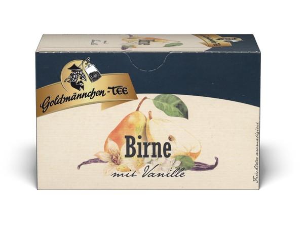 Birne-Vanille