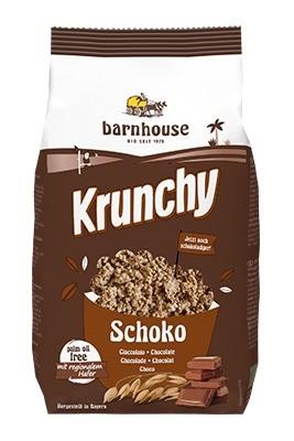 Bio Krunchy Schoko