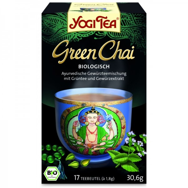 Yogi Tea® Green Chai