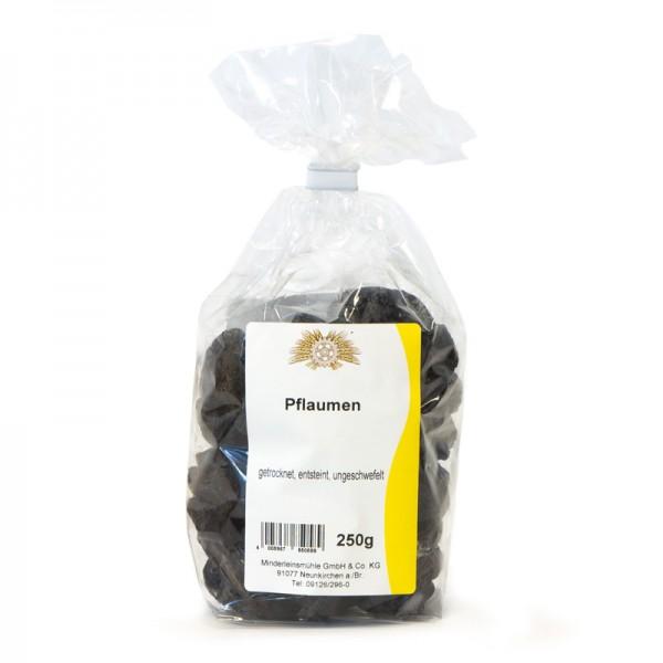 Pflaumen, calif. ungeschwefelt
