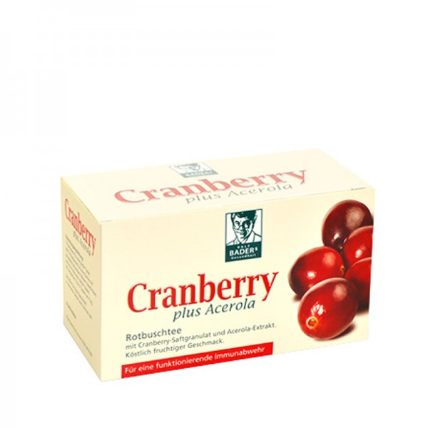 Cranberry plus Acerola