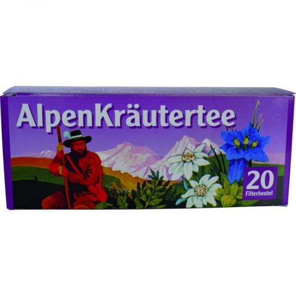 Alpenkräutertee