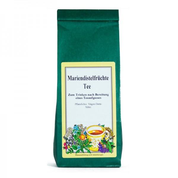 Mariendistelfrüchte Tee
