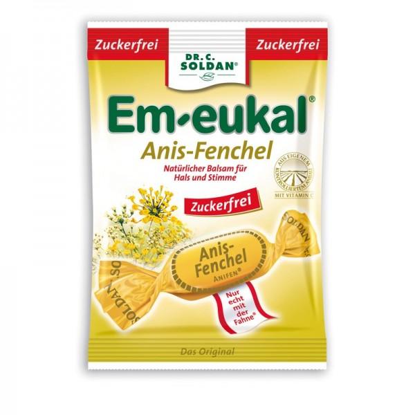 Em-eukal Anis-Fenchel, zuckerfrei