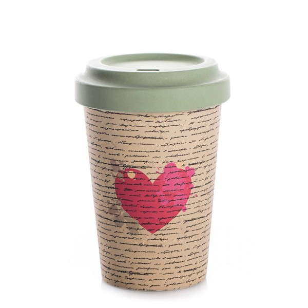 BambooCup Love Letter