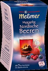 Hygellig Nordische Beeren, 20 Beutel