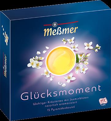 Glücksmoment Kräutertee mit Jasminblüten