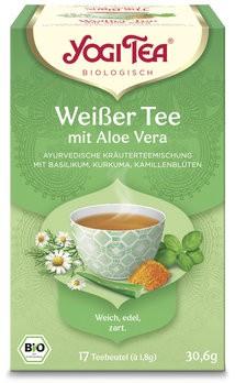Yogi Tea® Weißer Tee mit Aloe Vera