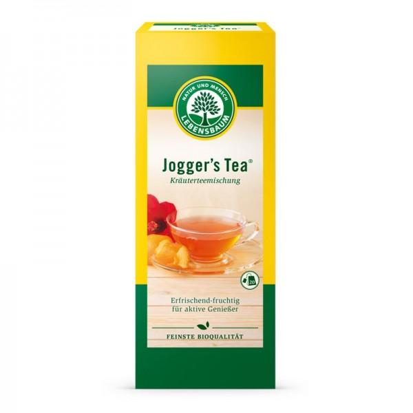 Lebensbaum Jogger`s Tea Kräuterteemischung