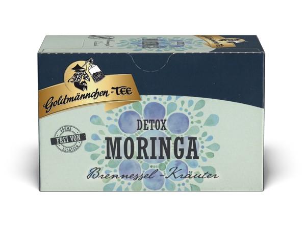 Moringa-Brennessel-Kräuter