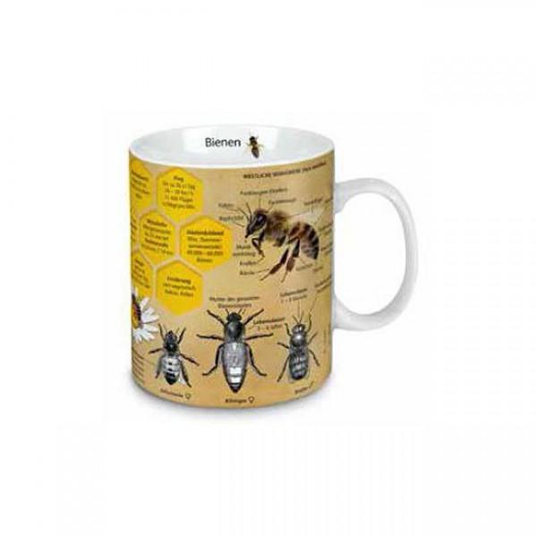 Bienen - Wissensbecher