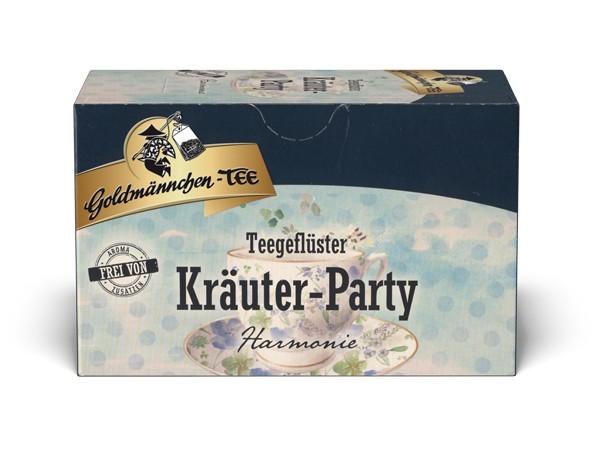 Kräuter-Party