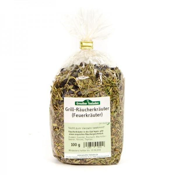 Grill-Räucherkräuter (Feuerkräuter)